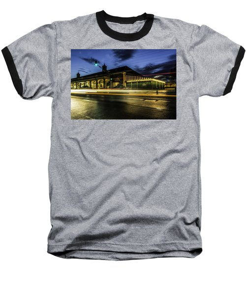 Cafe Du Monde, New Orleans, Louisiana Baseball T-Shirt
