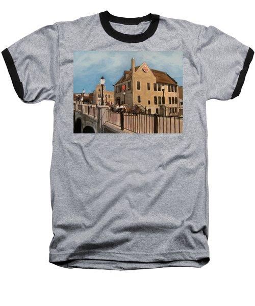 Cafe Hollander 2 Baseball T-Shirt