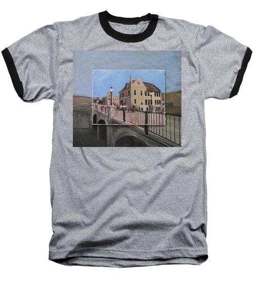 Cafe Hollander 2 Layered Baseball T-Shirt