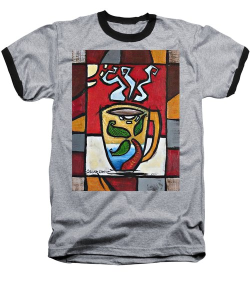 Cafe Palmera Baseball T-Shirt