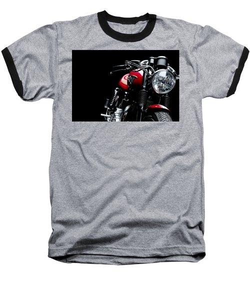Cafe Racer Baseball T-Shirt