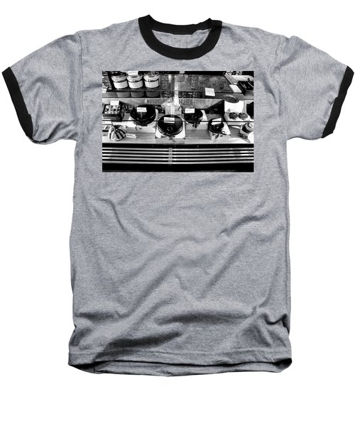 Cafe Sacher Treats Salzburg Baseball T-Shirt