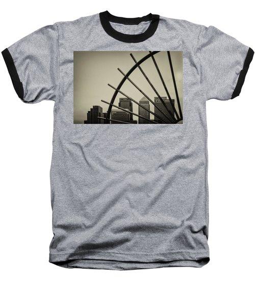 Caged Canary Baseball T-Shirt