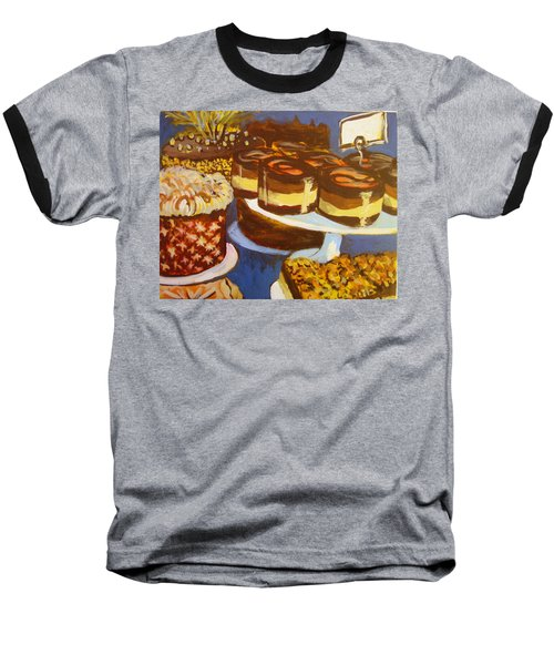 Cake Case Baseball T-Shirt