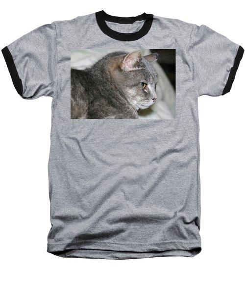 Baseball T-Shirt featuring the photograph Cal-6 by Ellen Lentsch