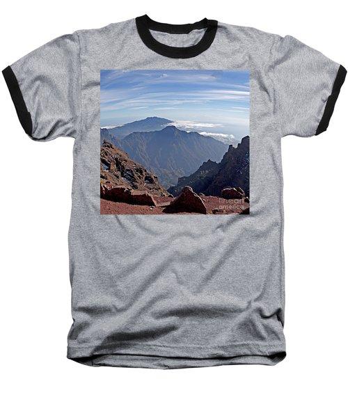 Caldera De Taburiente-1 Baseball T-Shirt