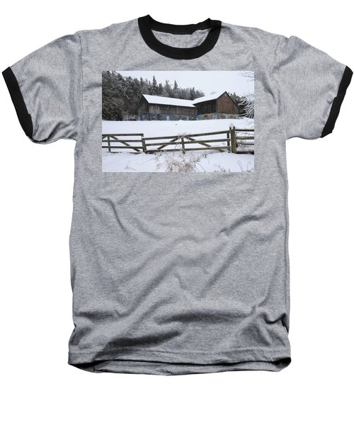Caledon Farm Baseball T-Shirt