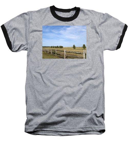 Calf Pasturepoint Baseball T-Shirt