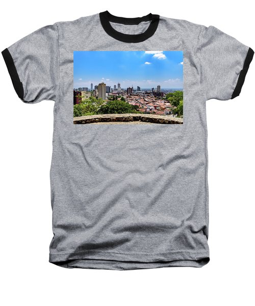 Cali Skyline Baseball T-Shirt