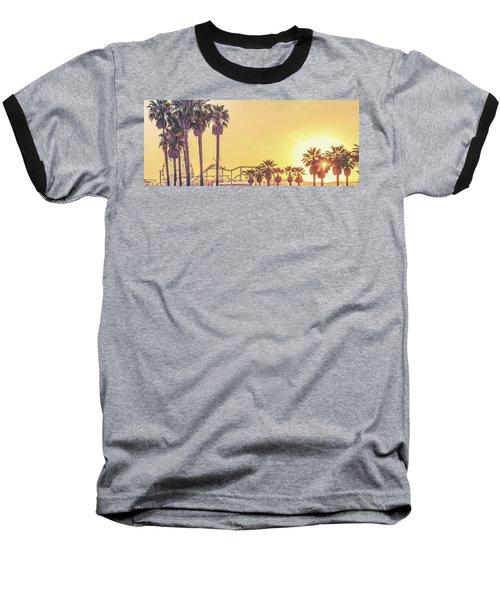 Cali Vibes Baseball T-Shirt