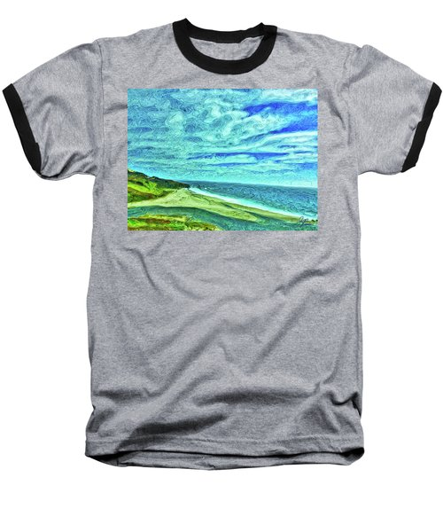 California Coast Baseball T-Shirt