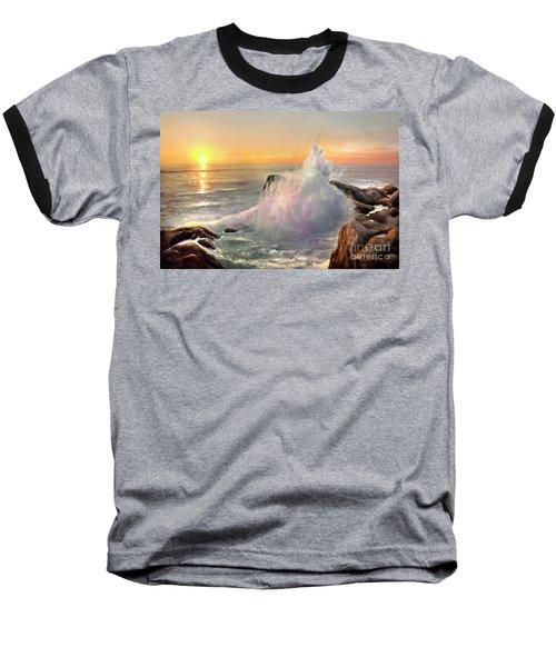 California Coast Baseball T-Shirt by Michael Rock