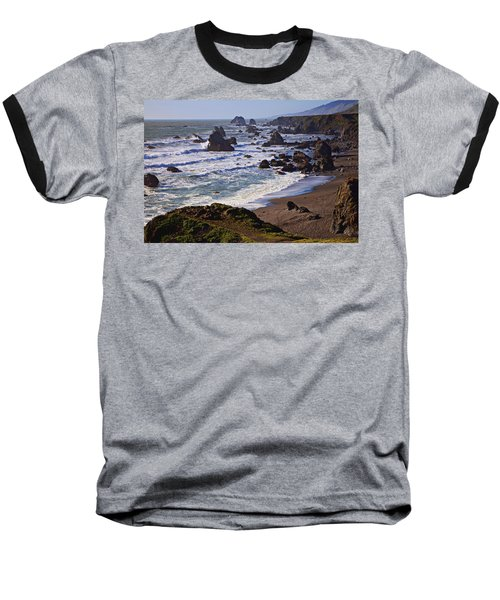 California Coast Sonoma Baseball T-Shirt