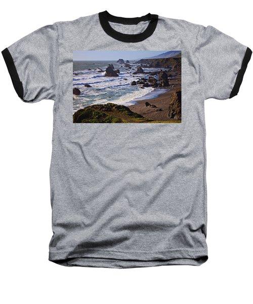 California Coast Sonoma Baseball T-Shirt