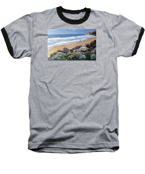 California Dreaming Baseball T-Shirt