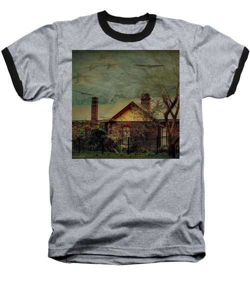 Baseball T-Shirt featuring the photograph California Dreaming by Wallaroo Images