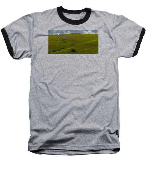 California Hillside Baseball T-Shirt