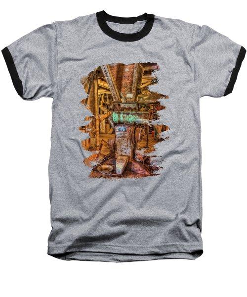 California Pellet Mill Co Baseball T-Shirt