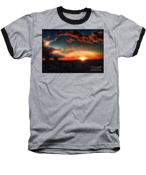 California Sky Baseball T-Shirt