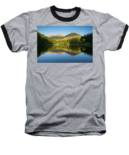 Californian Summer In Glencoe Baseball T-Shirt by Stephen Taylor