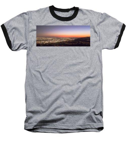 Californian Sunset Baseball T-Shirt