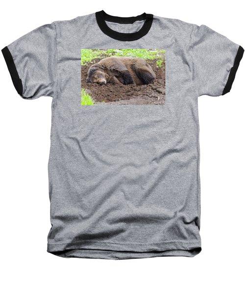 Call Later Baseball T-Shirt