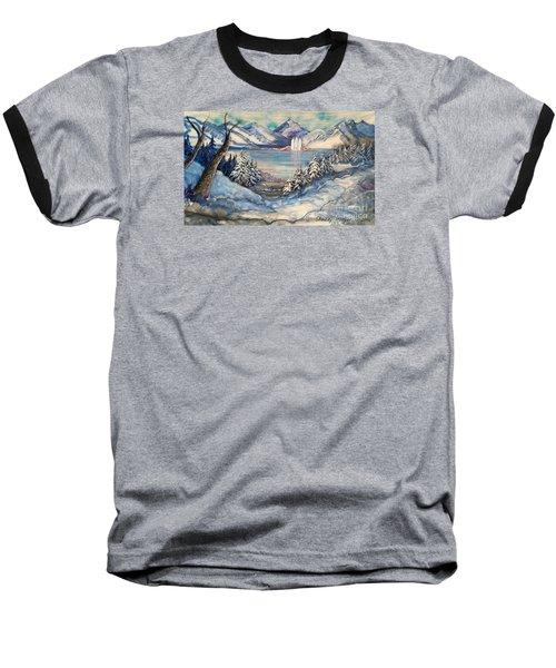 Call Of Eternal Spring Baseball T-Shirt by Stacey Mayer
