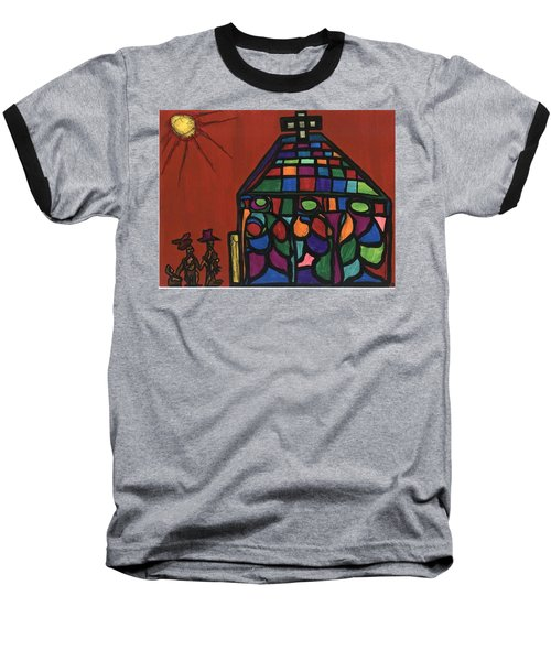 Call To Worship Baseball T-Shirt