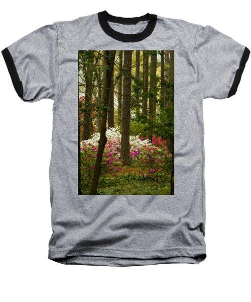 Callaway Gardens Spring Azaleas Baseball T-Shirt