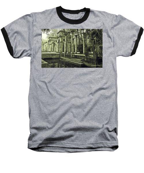 Calle Grande Ruins Baseball T-Shirt