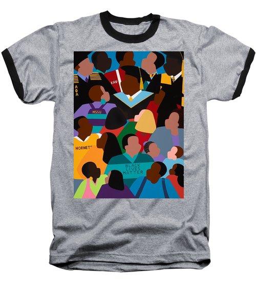 Called To Serve Inspiring Change Baseball T-Shirt