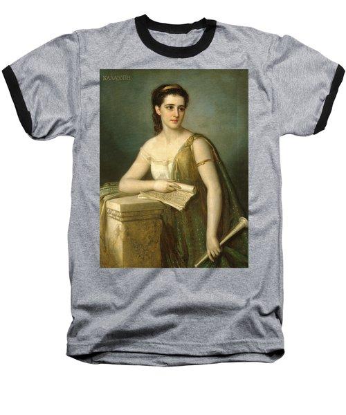 Calliope Baseball T-Shirt