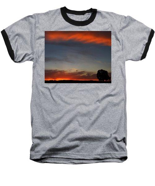 Calm Baseball T-Shirt