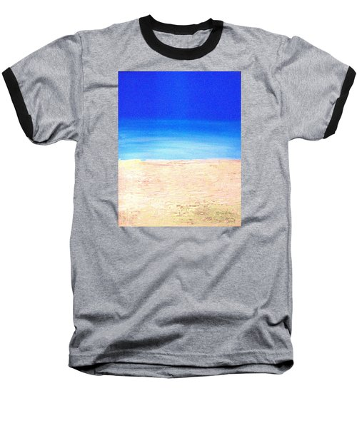 Calm Baseball T-Shirt