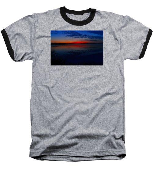 Calm Of Early Morn Baseball T-Shirt