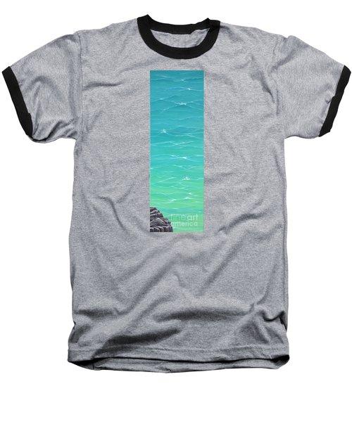 Calm Reflections II Baseball T-Shirt