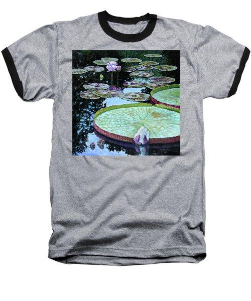 Calm Reflections Baseball T-Shirt