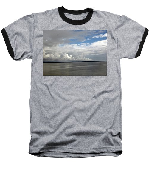 Calm Sea Baseball T-Shirt