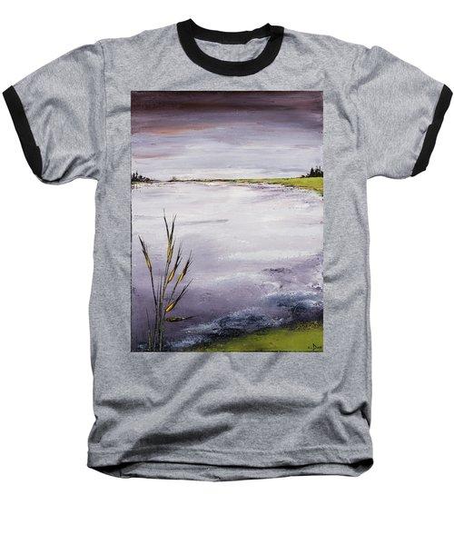 Calmer Water Baseball T-Shirt