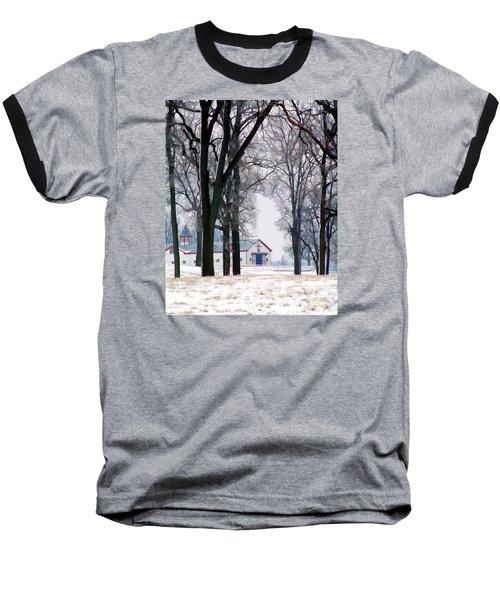 Calumet Winter Baseball T-Shirt