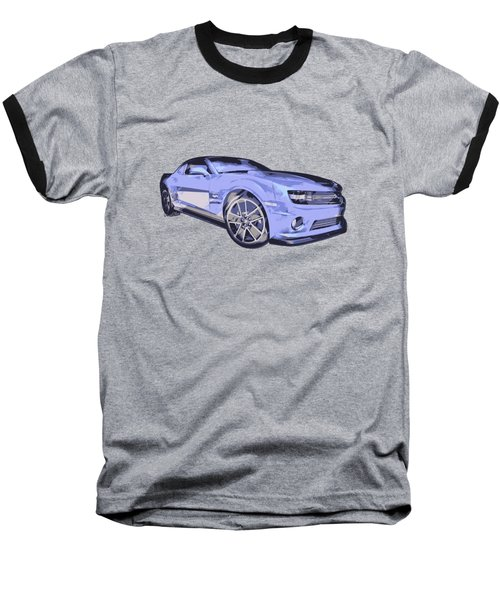 Camaro Hot Wheels Edition Baseball T-Shirt