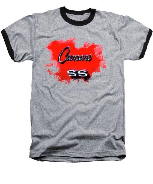 Camaro Ss Baseball T-Shirt