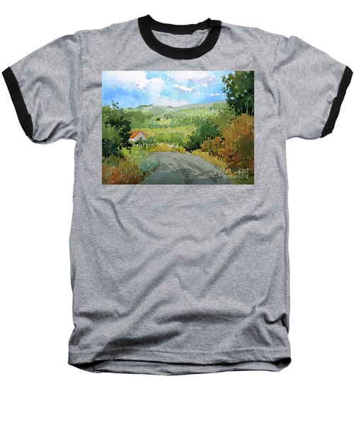 Cambria Countryside Baseball T-Shirt