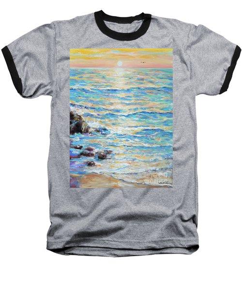 Cambria Rocks Baseball T-Shirt