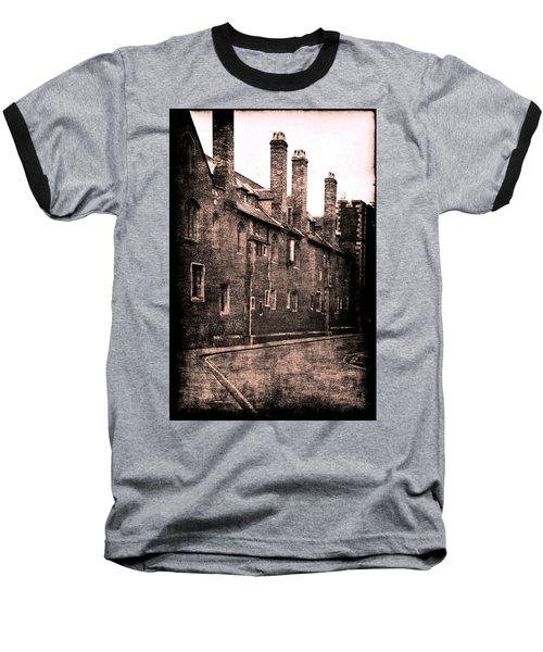 Cambridge, England Baseball T-Shirt