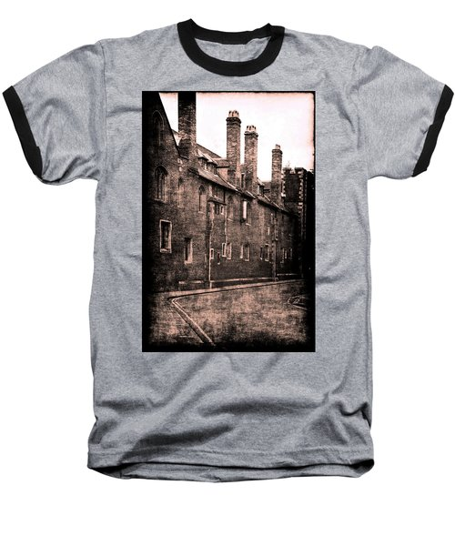 Cambridge, England Baseball T-Shirt