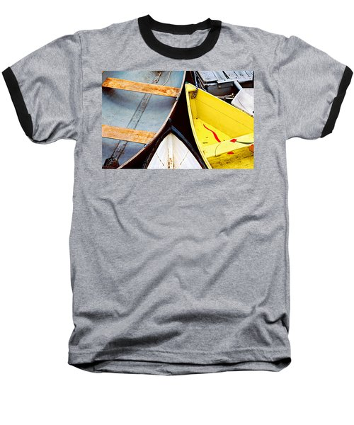 Baseball T-Shirt featuring the photograph Camden Dories Photo by Peter J Sucy
