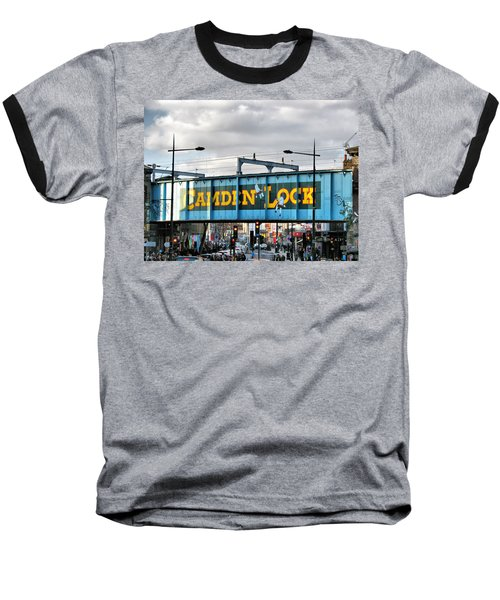 Camden Lock Baseball T-Shirt