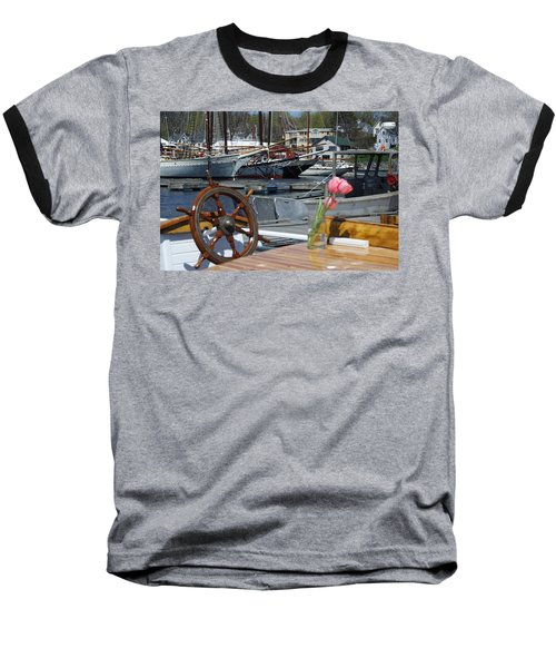 Camden Romance Baseball T-Shirt