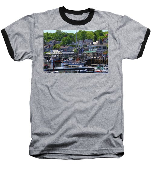 Camden Village Maine Baseball T-Shirt